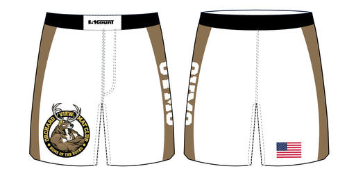 OVMC Sublimated Fight Shorts
