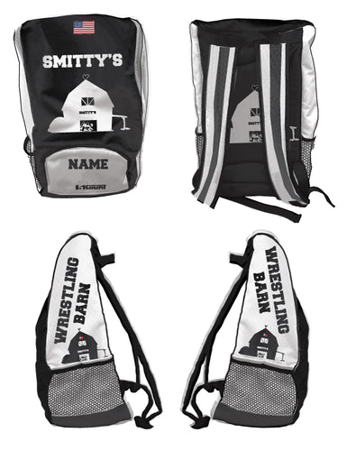 Smitty's Wrestling Barn Sublimated Backpack - 5KounT2018