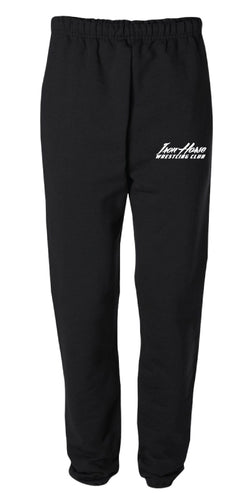 IWC Cotton Sweatpants - Black