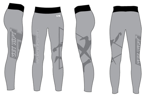 TFC Sublimated Ladies Legging - 5KounT2018
