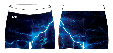 TFC Sublimated Shorts - 5KounT2018