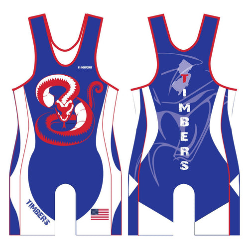Timbers Sublimated Singlet - 5KounT