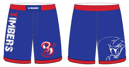 Timbers Sublimated Fight Shorts - 5KounT