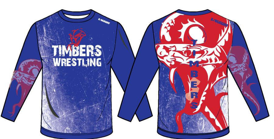 Timbers Sublimated Fight Shirt