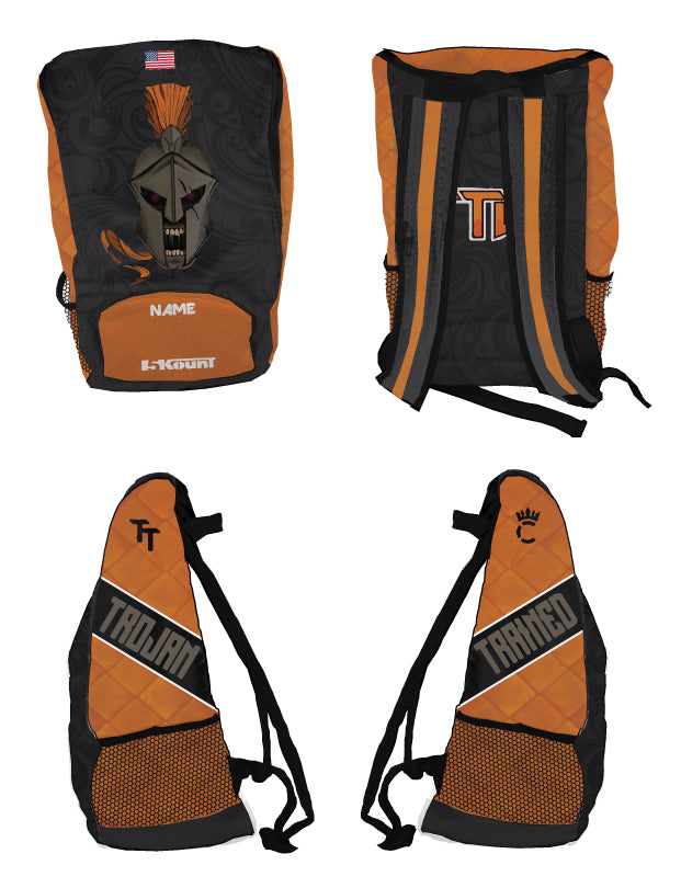 TTWC Sublimated Backpack