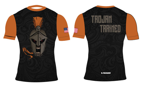 TTWC Sublimated Compression Shirt - 5KounT2018