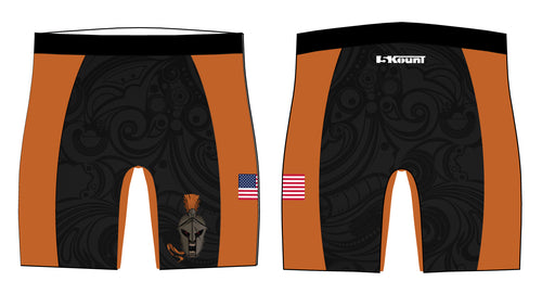 TTWC Sublimated Compression Shorts - 5KounT2018