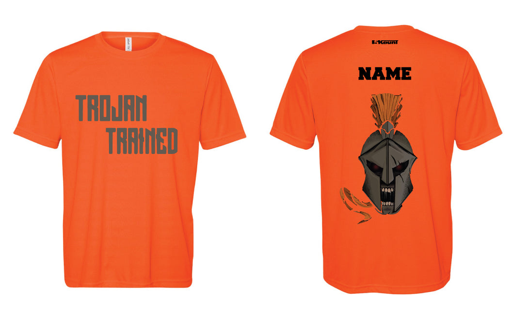 TTWC DryFit Performance Tee - Orange
