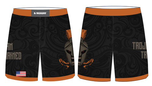 TTWC Sublimated Fight Shorts - 5KounT2018