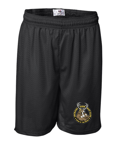 OVMC Tech Shorts - Black