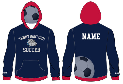 Terry Sanford Sublimated Hoodie - 5KounT