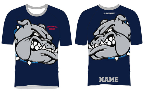 Terry Sanford Sublimated Shirt - 5KounT