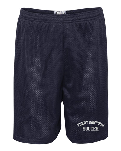 Terry Sanford Tech Shorts - Navy - 5KounT