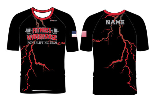 Fitness Warehouse Sublimated Fight Shirt