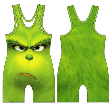 The Grinch Singlet