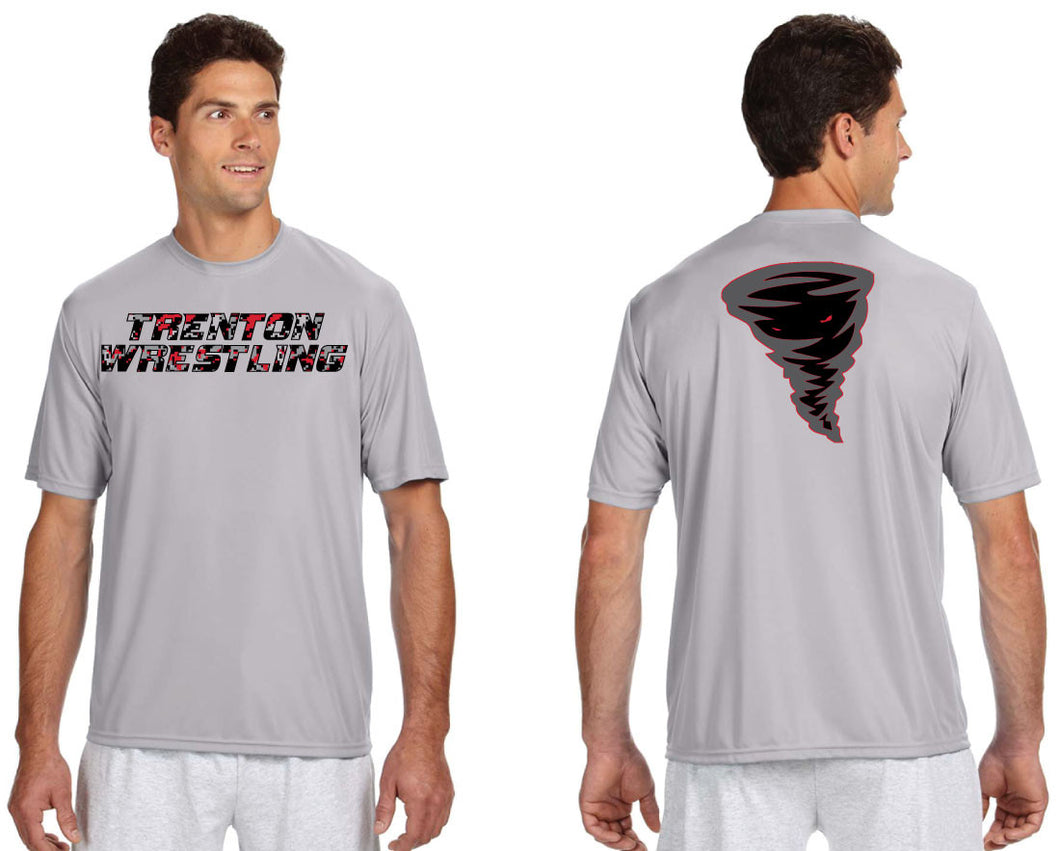 Trenton Wrestling DryFit Performance Shirt