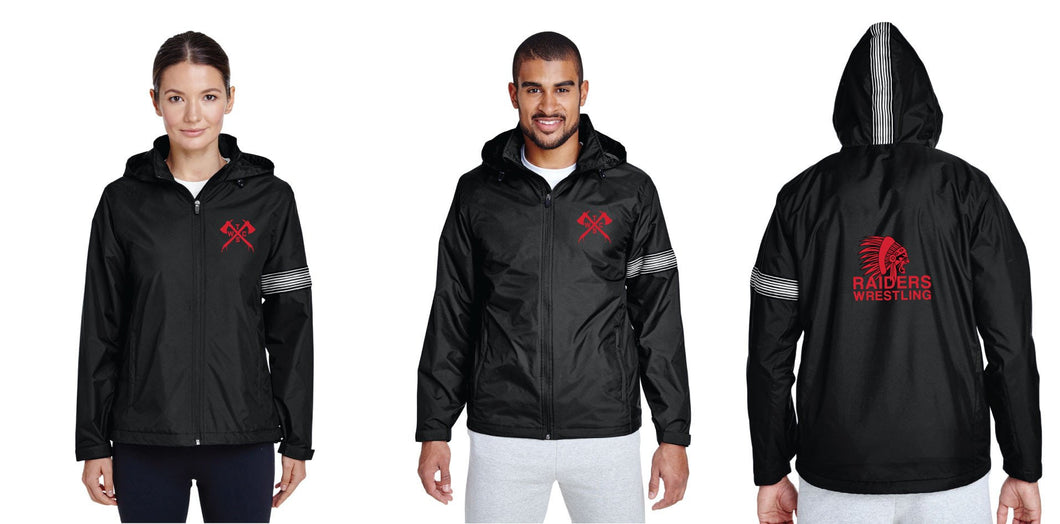 Tristate Wrestling All Season Hooded Jacket