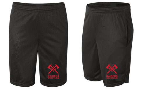 Tristate Wrestling Tech Shorts - 5KounT2018