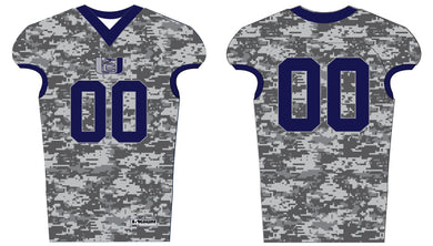 Union City Football Sublimated Jersey