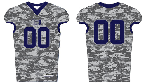 Union City Football Sublimated Jersey - 5KounT2018
