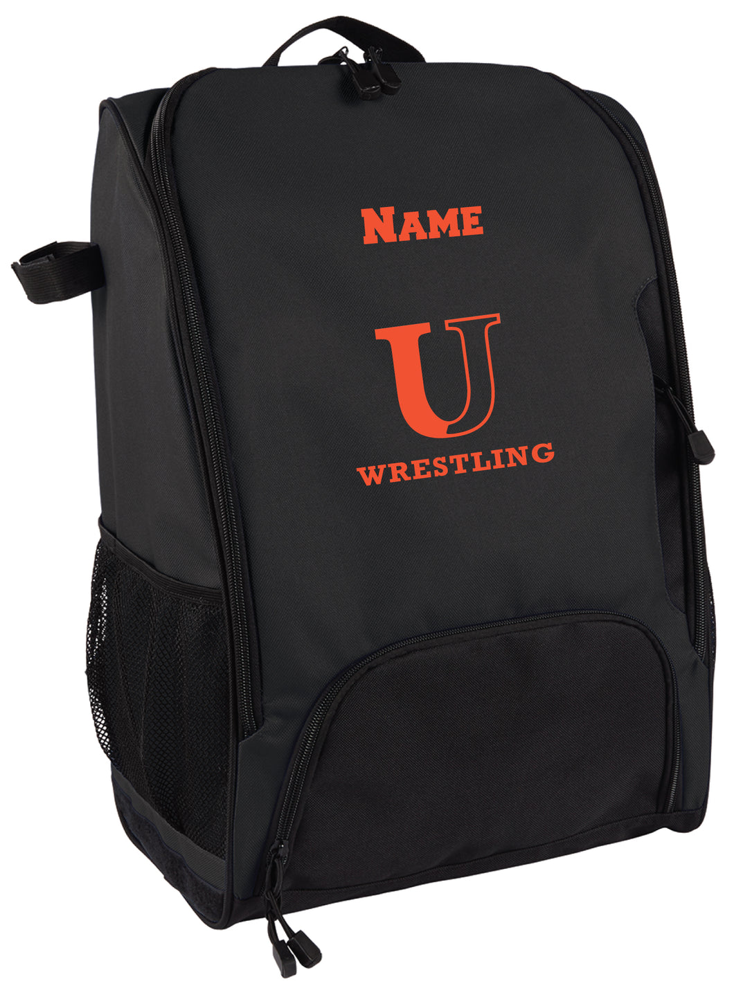 University of Jamestown Wrestling Backpack - 5KounT