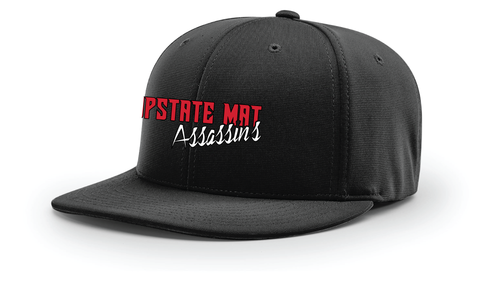 Upstate Mat Assassins Wrestling FlexFit Hat