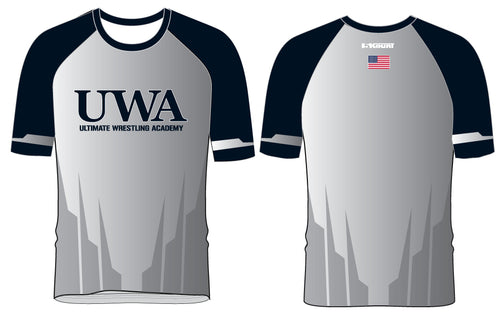 UWA Sublimated Fight Shirt - 5KounT2018