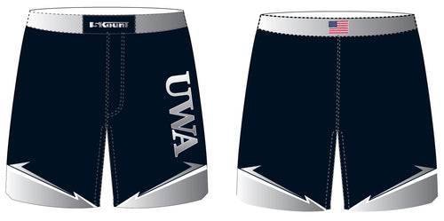 UWA Sublimated Fight Shorts - 5KounT2018