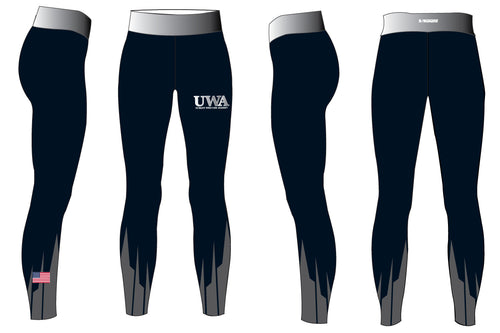 UWA Sublimated Ladies Legging - 5KounT2018