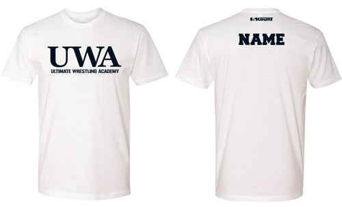 UWA DryFit Performance Tee - Grey or White - 5KounT2018