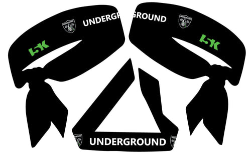 Underground 2017 Sublimated Headband