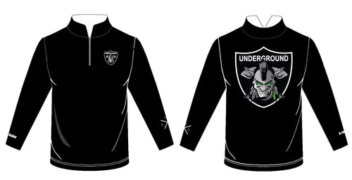 Underground 2017 Sublimated Quarter Zip