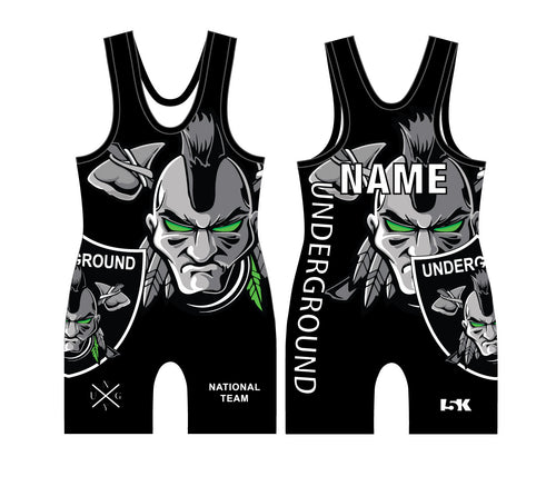 Underground 2017 Sublimated Singlet