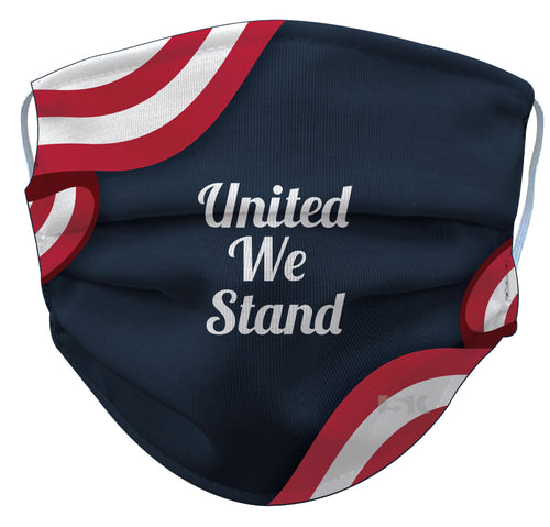 United We Stand Reusable Face Mask