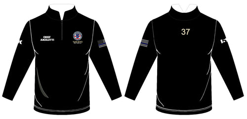 BCPO Unity Tour - Sublimated Quarter Zip