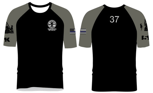 BCPO Unity Tour -  Sublimated Raglan Shirt