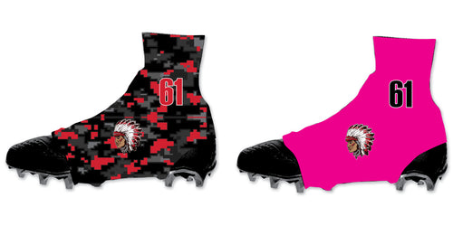 VCI Youth Football Sublimated Spats (Cleat Covers)