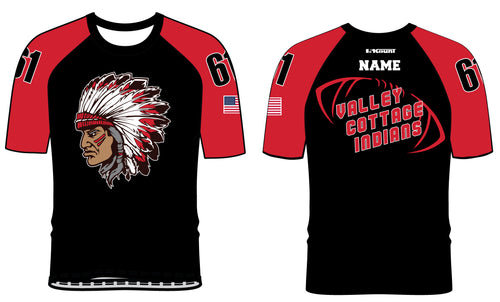 VCI Youth Football Sublimated Shirt - 5KounT2018