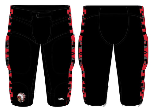 VCI Youth Football  League Sublimated Pants - 5KounT2018