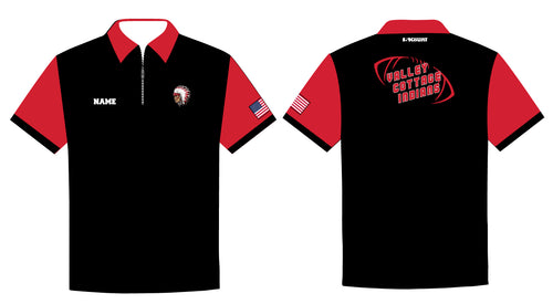 VCI Youth Football Sublimated Polo - 5KounT2018