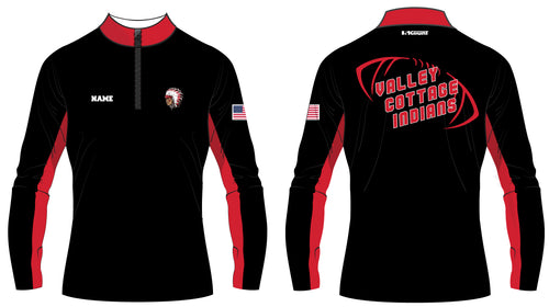 VCI Youth Football Sublimated Quarter Zip - 5KounT2018