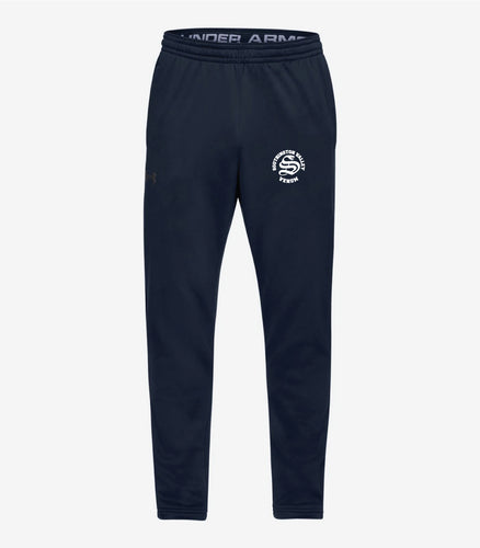 Southington Valley Venom Under Armour Fleece Sweatpants - Navy - 5KounT2018