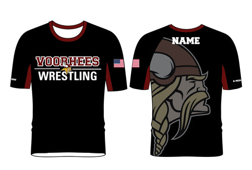 Voorhees Wrestling Sublimated Fight Shirt - 5KounT2018