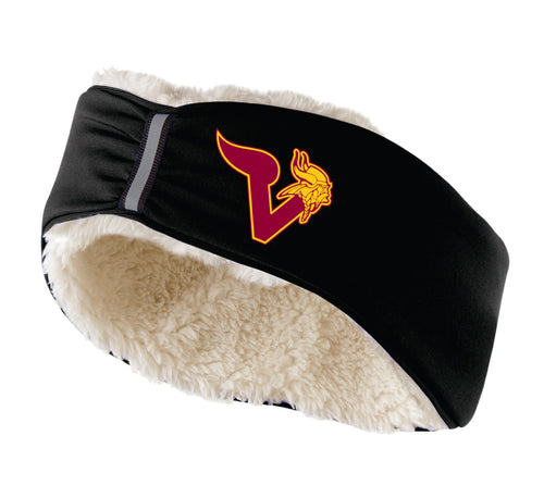 Voorhees Jr Cheer Ladies Headband - Black - 5KounT2018