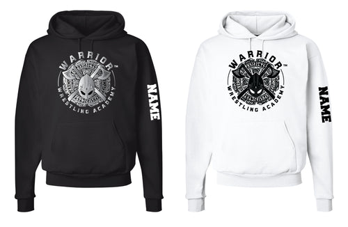 WWA Cotton Hoodies - Black or White
