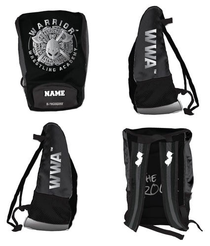 WWA Sublimated Backpack