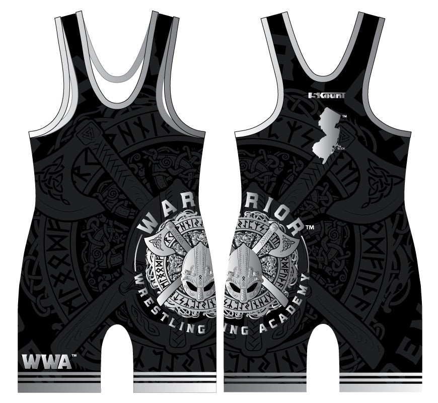 WWA Sublimated Singlet
