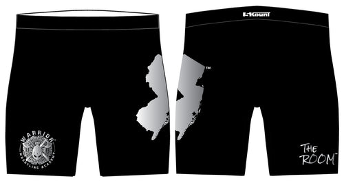 WWA Sublimated Compression Shorts