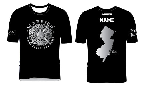 WWA Sublimated Fight Shirt