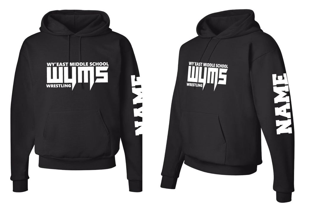 Wy'East MS Cotton Hoodie - 5KounT2018